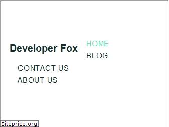 developerfox.com