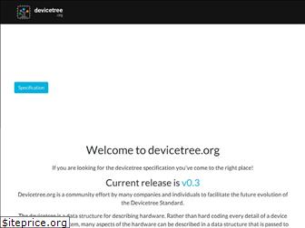 devicetree.org