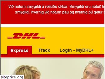 dhl.is