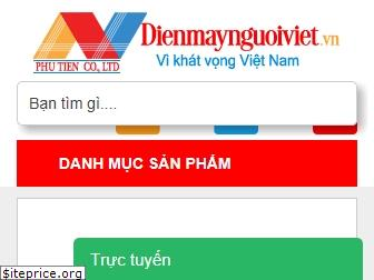www.dienmaynguoiviet.vn website price