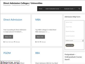 directadmission.net.in