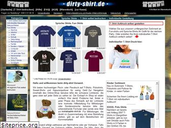 dirty-shirt.de