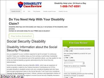 disabilitycasereview.com