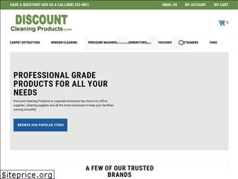 discountcleaningproducts.com