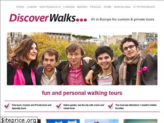 discoverwalks.com