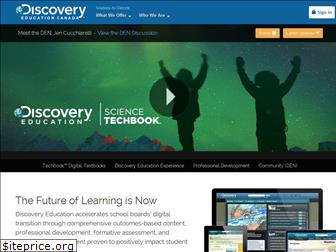 discoveryeducation.ca
