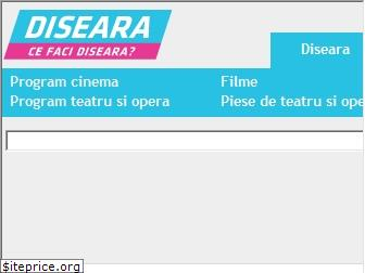www.diseara.ro website price