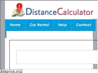 distancecalculator.co.za