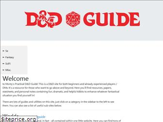 dnd.guide
