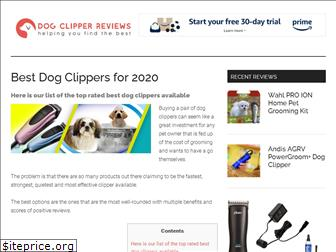 dogclippersreview.org