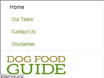 dogfood.guide