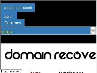 domainrecover.net