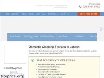 domesticcleaners.co.uk