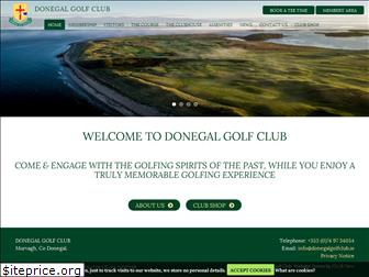 donegalgolfclub.ie