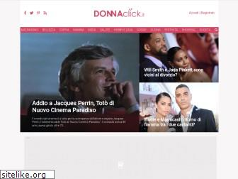 www.donnaclick.it website price