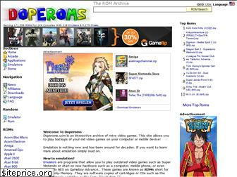 Top 55 Similar Web Sites Like Romsuniverse Com And Alternatives Doperoms, the only trusted platform to download all the retro video games. similar sites like