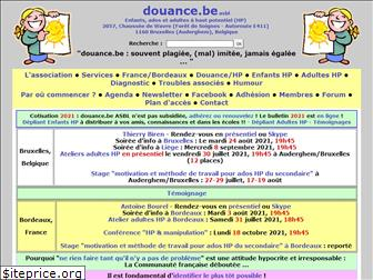 douance.be