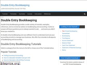 double-entry-bookkeeping.com