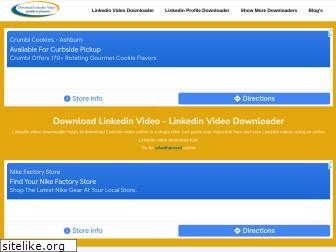 downloadlinkedinvideo.com