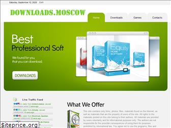 downloads.moscow