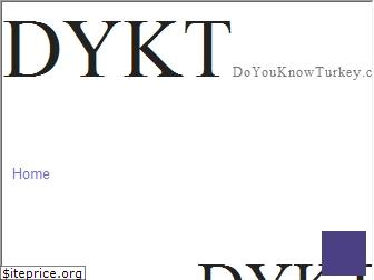 doyouknowturkey.com