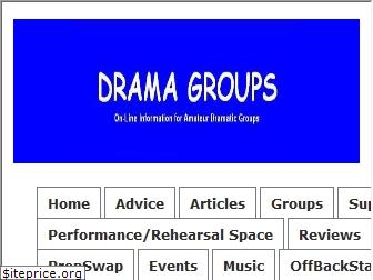 dramagroups.com