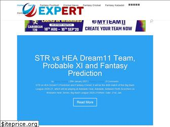 dream11expert.in