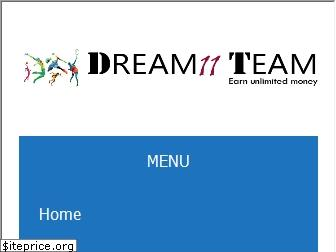 dream11team.com
