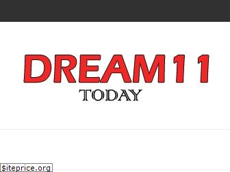 dream11today.com