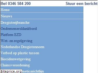 www.drogistensite.nl website price