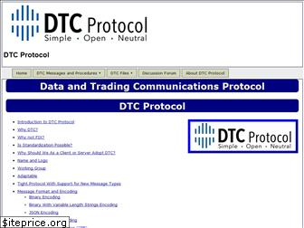 dtcprotocol.org