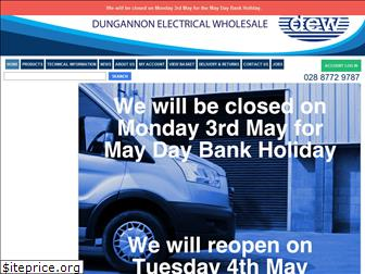 dungannonelectrical.co.uk