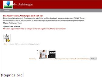 dw-anleitung.weebly.com