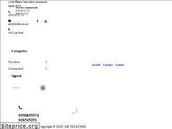 www.dztelecom.net website price