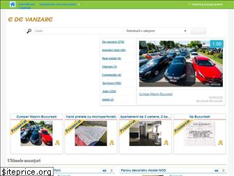 www.e-devanzare.ro website price