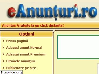 www.eanunturi.ro website price
