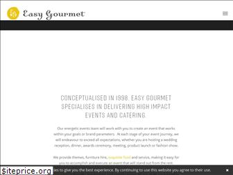 easygourmetcatering.co.uk