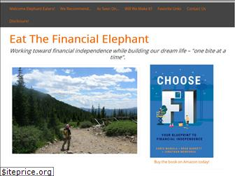 eatthefinancialelephant.com