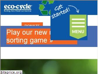 ecocycle.org
