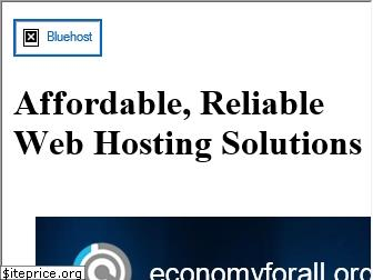 www.economyforall.org website price