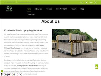 ecosheets.co.in