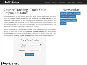 ecouriertracking.com