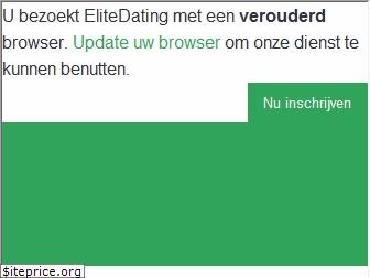 www.edarling.nl website price