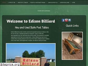 edisonbilliardandcycle.com