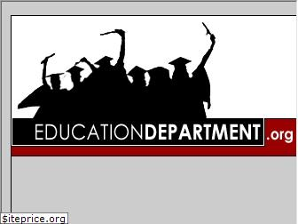educationdepartment.org