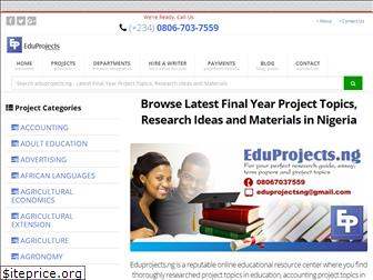 eduprojects.ng