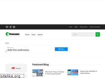 www.efreeware.net website price