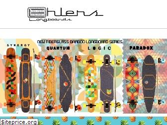 ehlerslongboards.com