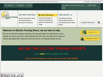 electricfencing.co.uk