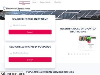 electriciancentral.co.uk